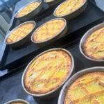Pasticceria da thè crostate e torte da forno